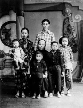 Chen family portrait