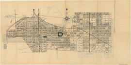 Vest pocket map of Vancouver : map D