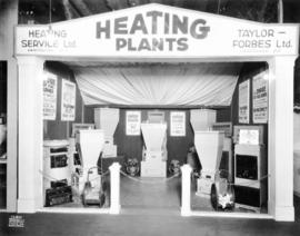 Taylor-Forbes display of heating products