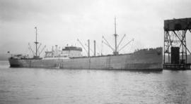 M.S. Oxelosund [at dock]