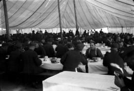 [Mess tent], Leaside