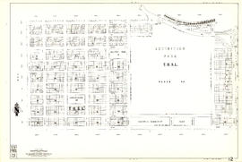 [Sheet 12 : Nanaimo Street to Cassiar Street and Pender Street to McGill Street]