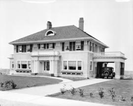 [Thomas M. Pierce residence at 5315 Granville Street]