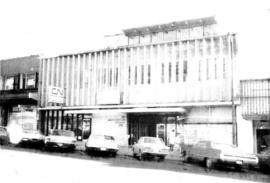 [Retail and Office building on Columbia St., New Westminster]
