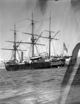 "[H.M.S. ""Shearwater"", Victoria]"