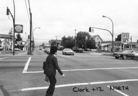 Clark [Drive] and 12th [Avenue looking] north
