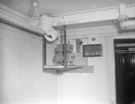 "R.C.A. Victor radio equipment [aboard the] S.S. ""Adelaide"""