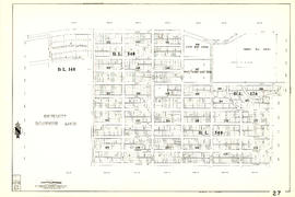 [Sheet 27 : University Endowment Lands and Drummond Drive to Camosun Street and Fourteenth Avenue...