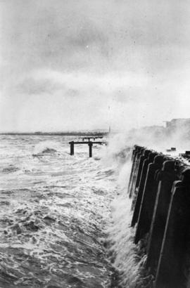 Rough Sea - Ayr