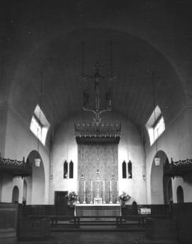 [Altar], St. James' church [303 East Cordova Street]