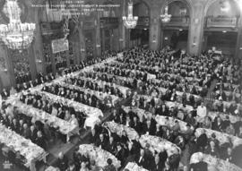 1886-1936 Vancouver Pioneers' Jubilee Banquet & Anniversary, Hotel Vancouver, June 13th ...