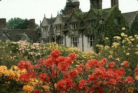Gardens - United Kingdom - Royal Botanical Garden - Kew : Gravetye Manor