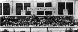 Flowers by Air exhibit in 1952 P.N.E. Horticultural Show