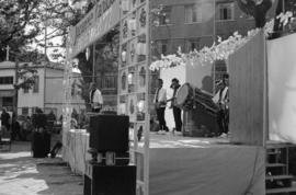 Performance at the 1977 Powell Street Festival