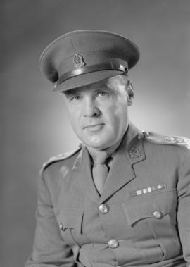 Lt. Col. Roy Huggard, 4419 W. 5 Ave., for St. John's Ambulance