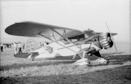 Richfield airplane at airfield