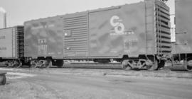 C. and O. [Chesapeake and Ohio] Boxcar [#16029]