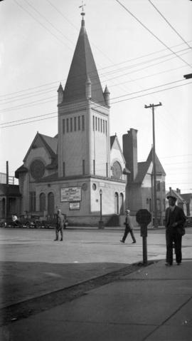 1st United Church Van. B.C. [300 E. Hastings St.]