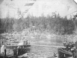Regatta at the Gorge, Queen's Birthday, May 24th, Victoria, B.C.
