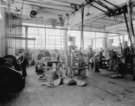 Boeing Aircraft Co. of Canada [boat construction, machine shop]