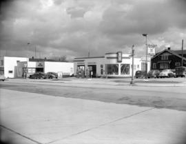 [B.A. Oil service station at Cambie and West 17th Avenue]