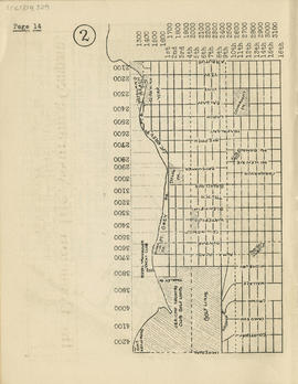 Sectional map and street directory of Vancouver, British Columbia : [Sixteenth Avenue to Arbutus ...