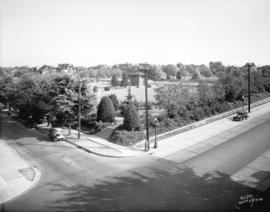 [10th Avenue and Cambie Street, site of City Hall]