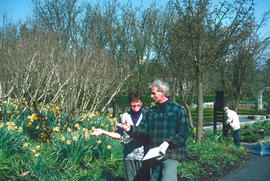 People, Botanists : Carolyn and James