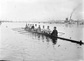 Vancouver Rowing Club [8 man and cox'n crew]