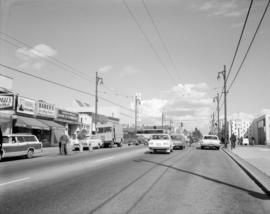 [Looking east along 41st Avenue from the 2200 Block]