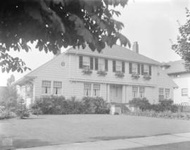 [Photograph of house at 1354 Balfour Ave. Vancouver B.C.]