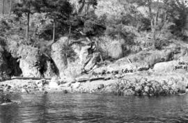 [Apodaca Park (D.L. 4974) and Cove from the water]