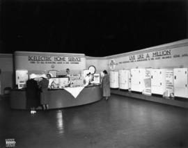 B.C. Electric display of household appliances