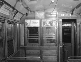 Street car advertising
