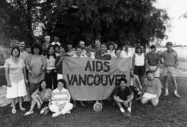 AIDS Vancouver picnic for volunteers
