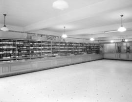 [Interior of the B.C. Government] Liquor Store [at 230-232 Hastings Street]