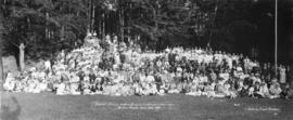 Annual Picnic, Hudson Bay Co. Employees Association Bowen Island June 12, 1918