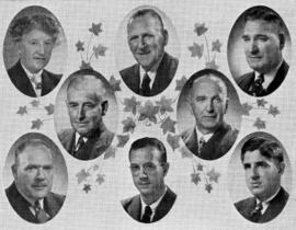 City council members 1947-1948