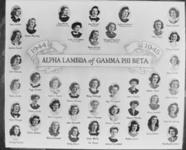 Alpha Lambda of Gamma Phi Beta