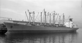 M.S. Barber Mangan [at dock]