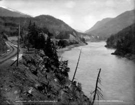C.P.R.Y., Fraser River, near North Bend, B.C.