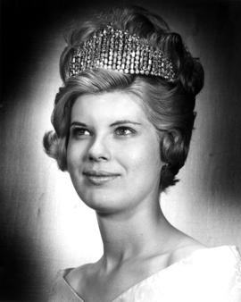 Bea Beckman, Miss Prince George '67 : [portrait]