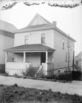 [Oldham residence, 13th Avenue]