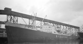 M.S. Sungate [at dock]