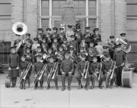 Sexsmith School Band