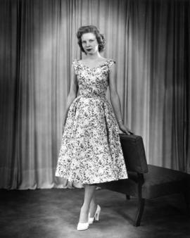 Portrait of Miss Nanaimo 1954