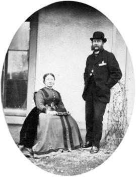 Governor and Mrs. Seymour