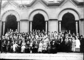 16th Annual Convention B.C. Sunday School Association [,] Vancouver. 1915