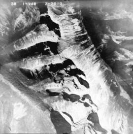 [Oblique view of the Rocky Mountains]