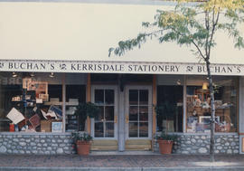 Buchan's Kerrisdale Stationary storefront